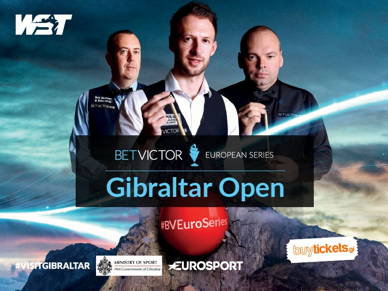 Snooker Gibraltar Open